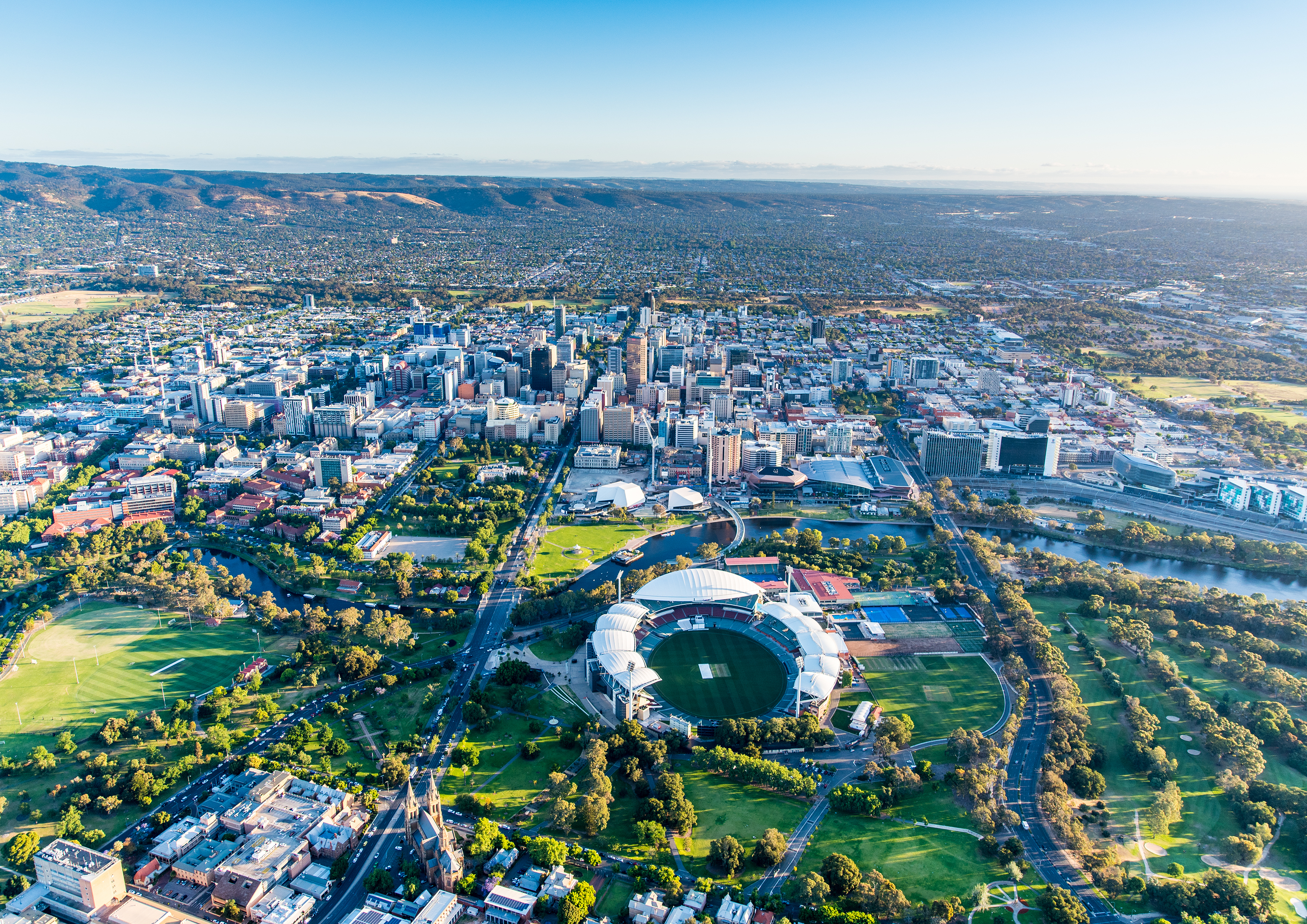 Learn about Adelaide's environment - Green Adelaide